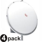 MikroTik MTRADC, Radom pro parabolické antény MTAD-5G-30D3(PA), Pack 4 kusy