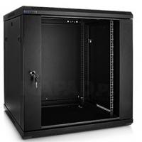 """19"""" Dvoudílná Rack skříň D6612 (12U 600mm, závěsná)"""
