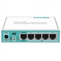 MikroTik RouterBOARD RB750Gr3, hEX router