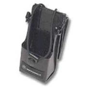 Motorola kožené pouzdro s 7,6cm otočné poutko (CP140 / DP1400) RLN5385B