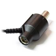 Napájecí výhybka - konektory IEC (kolík + dutinka)