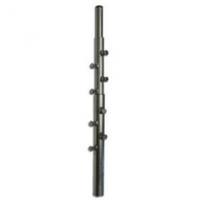 Stožár 3.díl d28/35/42mm  (3x2m), zinek Žár