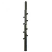 Stožár 3.díl d35/42/48mm (3x2m), zinek Žár
