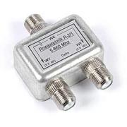TV/FM Rozbočovač RI-2/1F (5-860 MHz) - induktivní
