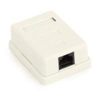 Zásuvka kat.5 ( jednoduchá ) PN-K5-8B
