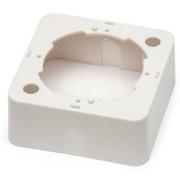 Krabička pro zásuvky SIGNAL (povrchová, bílá)