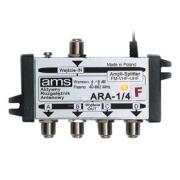 Aktivní anténní rozbočovač ARA-1/4F (1-69K, 4x8dB)
