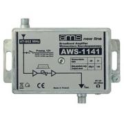 Anténní zesilovač AWS-1141 (47-862MHz, 21dB)