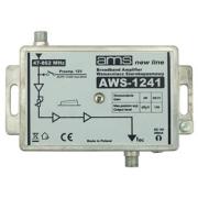 Anténní zesilovač AWS-1241 (47-862MHz, 30dB)