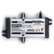 Anténní zesilovač AWS-1/1F (1-69,1-OUT 16dB)