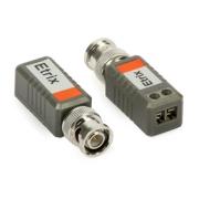 Obrazový vysílač/přijímač 1VP-A - přímý (pro TVI.CVI,AHD, Analog, 2ks)