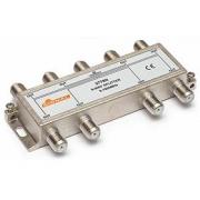 TV/FM Rozbočovač R-8 (5-1000 MHz)
