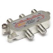 SAT/TV/FM Rozbočovač RSAT-4 (5-2300 MHz)