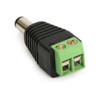 Adaptér - standard DC 2.1/5.5 konektor napájení (pro CCTV kamery)
