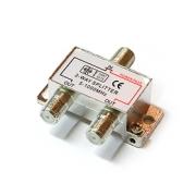 TV/FM Rozbočovač R-2 (5-1000 MHz) - 1x napájecí větev