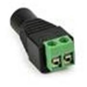 Adapter - standard G-55 DC 2.1/5.5 konektor napájení (pro CCTV kamery)