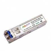 100BASE-BX-D SFP for Fast Ethernet SFP ports, TX1310nm/RX1550nm, LC, WDM 3C-Link