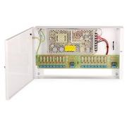 Stabilizovaný napájecí zdroj ZK-150 (11,4-13,2VDC, 16x0,8A)