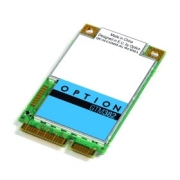 Option GTM382E GSM/3G/HSDPA/HSUPA/GPS PCI Express Mini Card