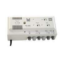 Vnitřní zesilovač Alcad CA-440 LTE (2xUHF, 1xDAB - 30dB)