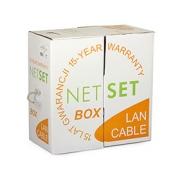 Kabel UTP Cat6 PVC NETSET (vnitřní) [305m]