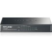 TP-Link TL-SG1008P PoE Switch 8xTP 10/100/1000Mbps(4x PoE), kovový