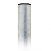 Stožár anténní 76,1/3-3000mm PROFI, zinek Žár