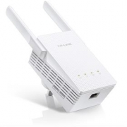TP-Link RE210 - AC750 Dual Band Wireless Wall Plugged Range Extender,1xGLAN, 433Mbps-5GHz+300Mbps-2.4GHz, 802.11ac/a/