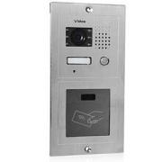 Barevná dveřní kamerová jednotka S601A s 1 tlačítkem a čtečkou karet