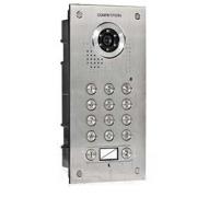 Barevná dveřní kamerová jednotka S562D s 2 tlačítky a digitálním zámkem