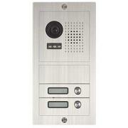 Barevná dveřní kamerová jednotka S602 s 2 tlačítky