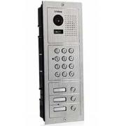 Barevná dveřní kamerová jednotka S603D s 3 tlačítky a digitálním zámkem