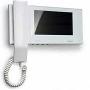 """Barevný videotelefon M270W-S1 se 7"""" displejem, sluchátkem a pamětí"""