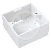 Solarix Krabice/box na omítku pro zásuvky SX9-x-y-z-WH SX9-0-WH bílý