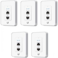 UBNT UniFi AP In-Wall, 5-Pack