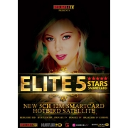 ELITE HD 5 STARS 5CH/12M, VIACCESS, HOTBIRD 13°