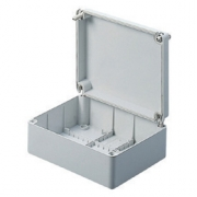 Gewiss instalační krabice GW 44 211 (460x380x120 mm) | IP56