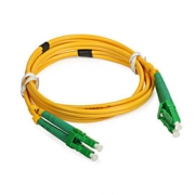 Single-mode Patch Cord ULTIMODE PC-566D (2xLC/APC-2xLC/APC, 9/125)