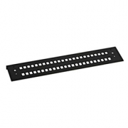 Front Panel ULTIMODE P-48SC (2U, 48 holes for SC simplex adapters)