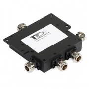Čtyřcestný GSM separátor
