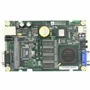PC Engines ALIX.3D3,  LX800, 256 MB, 1x LAN, 2x miniPCI