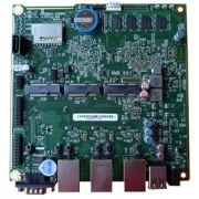 PC Engines APU.1D4 system board (T40E / 4GB / 3 GigE / 2 miniPCIE / mSATA / USB / RTC battery)