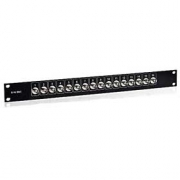 Patch panel G-16B-RACK BNC