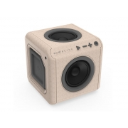 Reproduktor přenosný BLUETOOTH POWERCUBE AUDIOCUBE PORTABLE WOOD