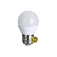 Žárovka LED E27  6W G45 bílá teplá SOLIGHT WZ412-1