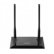 Bezdrátový Router N300 2.4 GHz 10/100 Mbit / 10 Gigabit Černá
